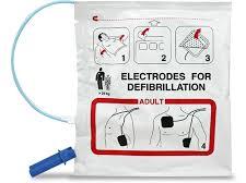 Batterien, Elektroden und weiteres Zubehör für Defibrillatoren