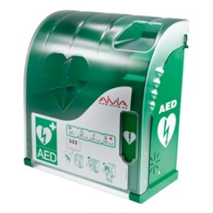 AED- Wandschränke & Halterungen