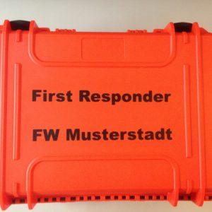 Koffer First Responder