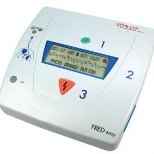 Defibrillatoren mit EKG-Sichtmodus