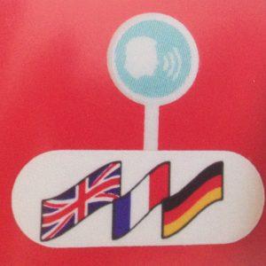 mehrsprachige Defibrillatoren
