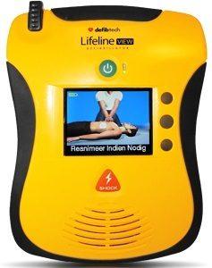 Defib Lifeline View