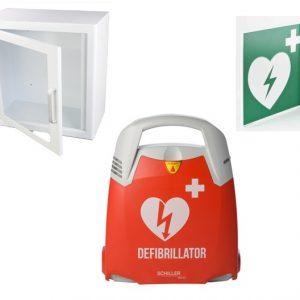 AED/Defibrillatoren & Zubehör